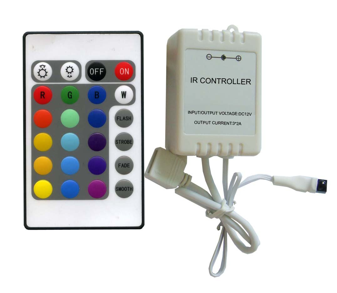 LED-RGB-ovládač-24-funkcií-IR-prijímač-1