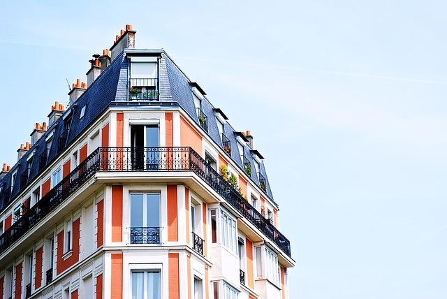 spojené balkony