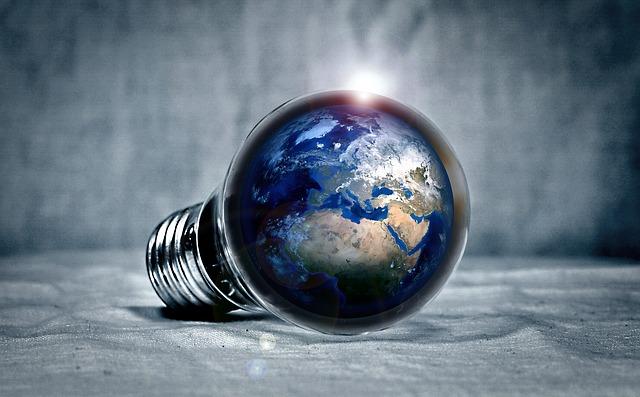 bio žárovka